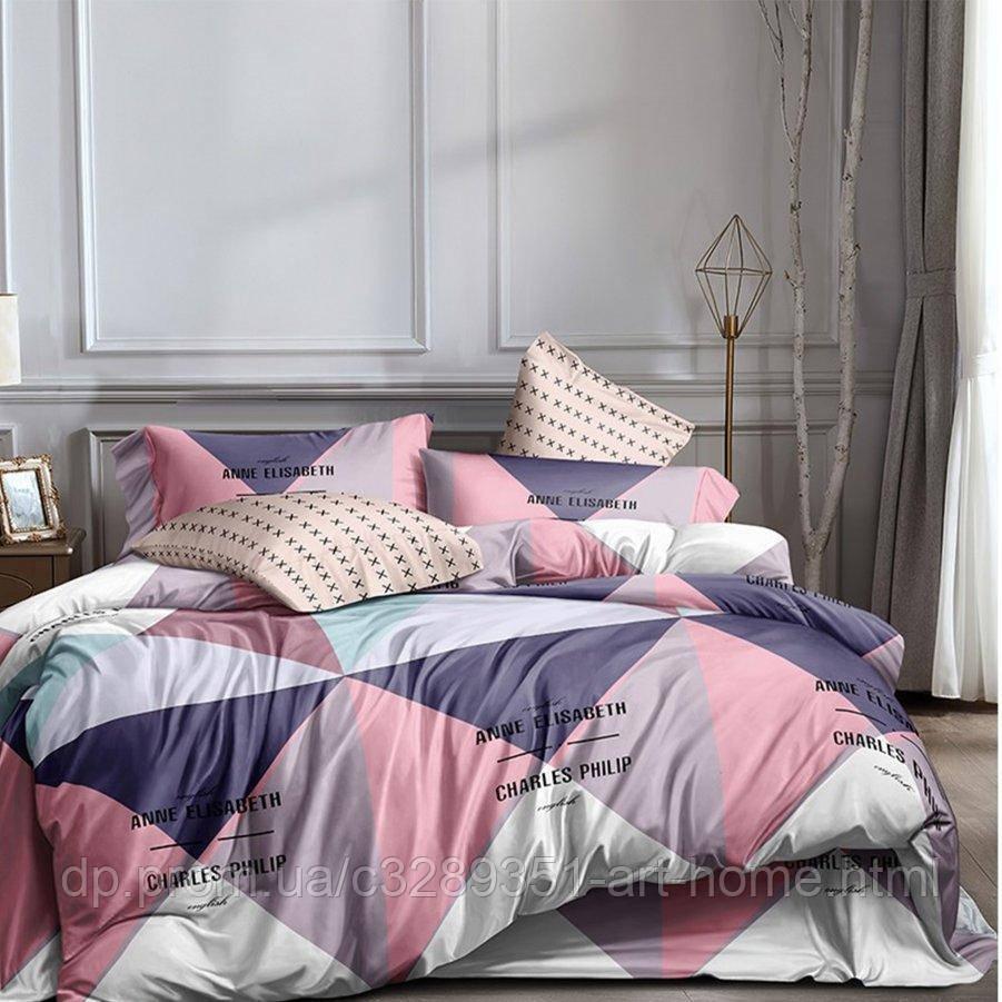 Полуторное постельное белье Бязь Ranforse (100% хлопок) - Изюминка