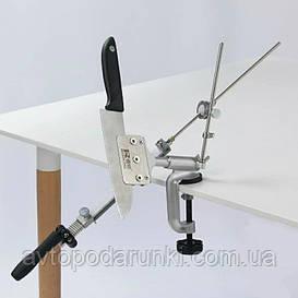 Станок для заточки ножей Ruixin Pro IV на струбцине,  профессиональная точилка для ножей, инструмент для