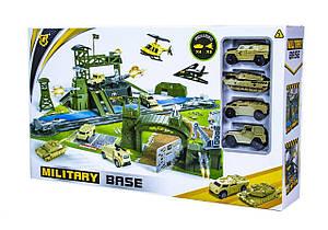 Игровой набор Военная База Military P881-A