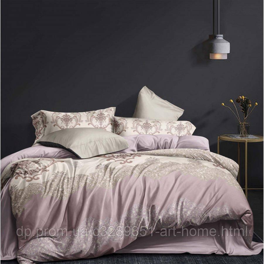 Семейное постельное белье Бязь Ranforse (100% хлопок) - Уютный вечерок