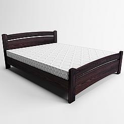 Кровать деревянная односпальная Сидней 2 (массив ясеня)