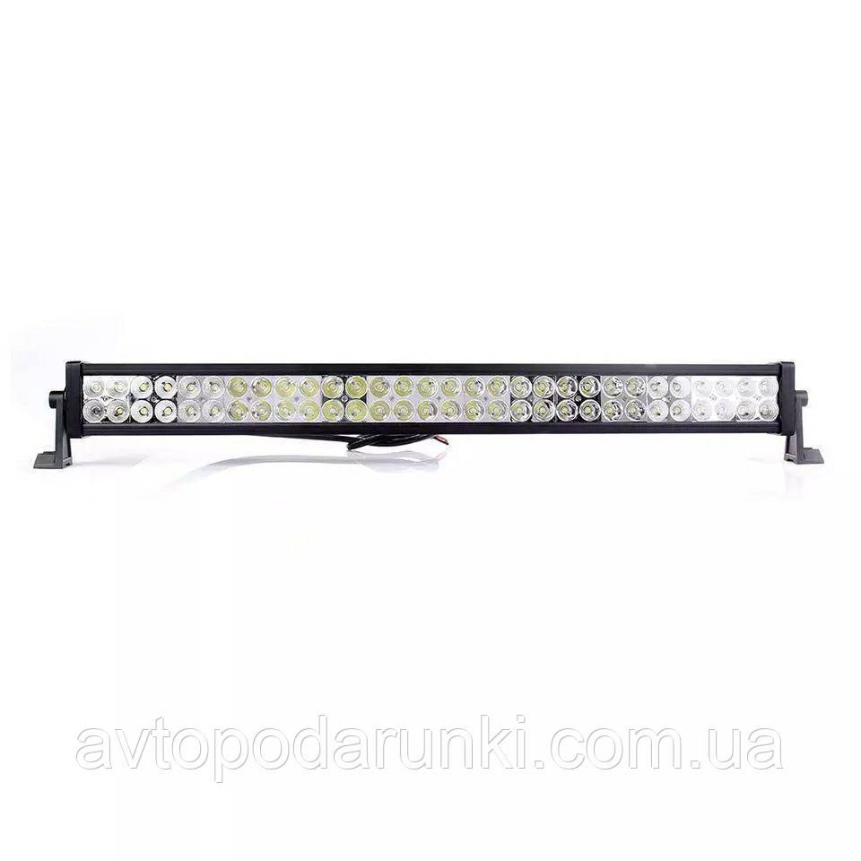 Светодиодная фара балка, панорамная LED  панель SP-180W ( 180Вт , 80cm, )