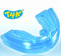 Преортодонтический трейнер Т4К голубой Soft (мягкий)