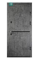 Дверь входная Министерство Дверей мдф/мдф ПК-209 Элит Мрамор темный