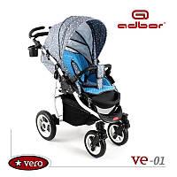 Дитяча прогулянкова коляска Adbor Vero VE-01