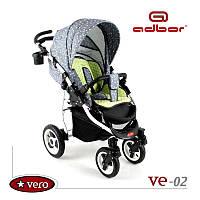 Детская прогулочная коляска Adbor Vero VE-02