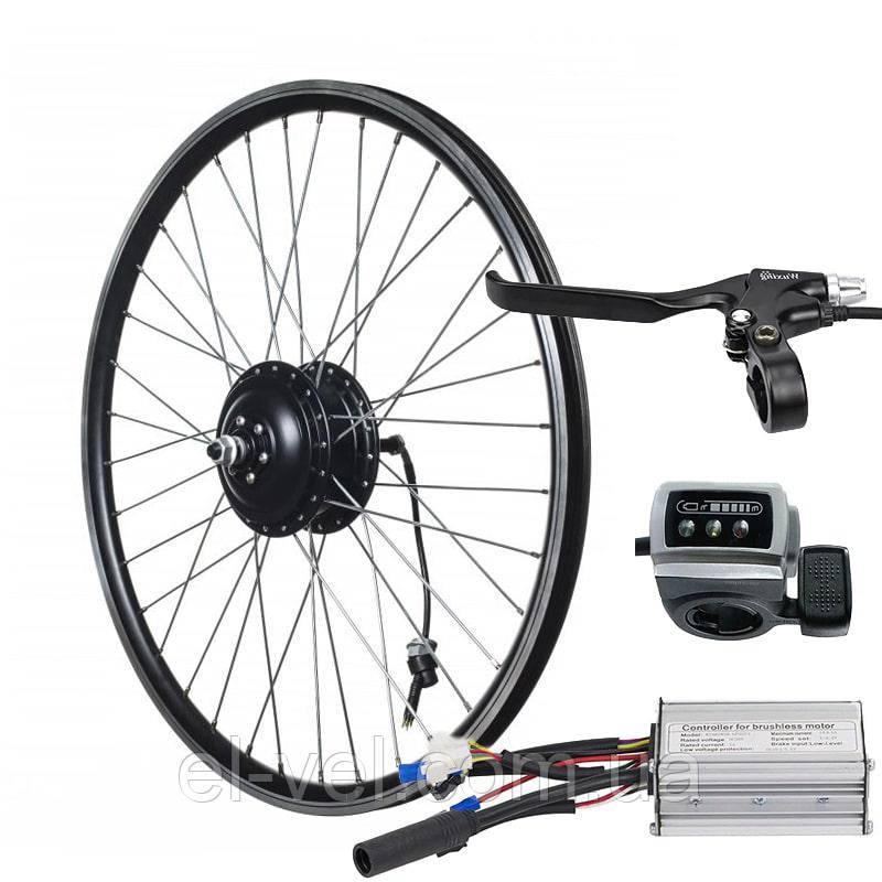 Электровелонабор заспицованый 48В 500Вт  MXUS XF15R задний