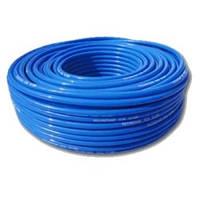 Трубка пневматическая полиуретановая 12*8 (голубая)