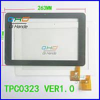 Тачскрин Сенсор AMPE A10 3G