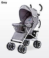 Детская прогулочная коляска Caretero Spacer grey
