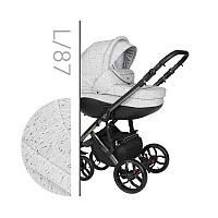 Детская универсальная коляска 2 в 1 Baby Merc Faster 3 Limited Edition L/87