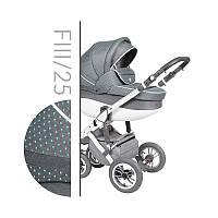 Детская универсальная коляска 2 в 1 Baby Merc Faster Style 3 FllI/25