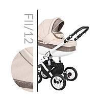 Дитяча універсальна коляска 2 в 1 Baby Merc Faster Style II FI/12