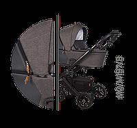 Детская универсальная коляска 2 в 1 Baby Merc Mosca MO.M197.B
