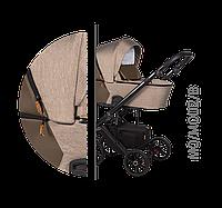 Дитяча універсальна коляска 2 в 1 Baby Merc Mosca MO.MO02.B