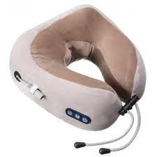 Массажная подушка U-shaped massage pillow sale