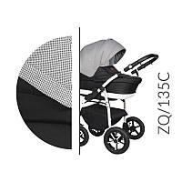 Детская универсальная коляска 2 в 1 Baby Merc Zipy Q ZQ/135C