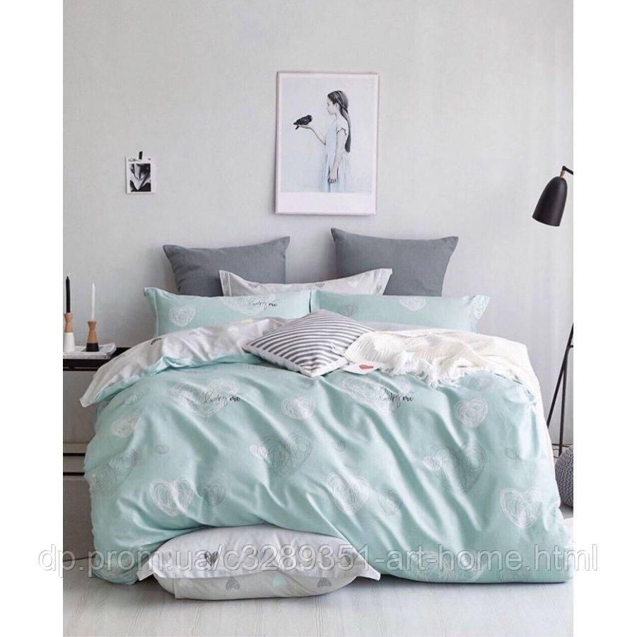 Полуторное постельное белье Бязь Gold - Лоно