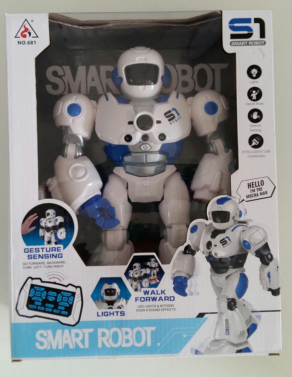 Радиоуправляемый робот 6814