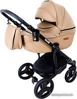 Детская универсальная коляска 2 в 1 Mikrus Genua 22