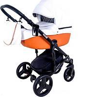 Дитяча універсальна коляска 2 в 1 Mikrus Genua 23