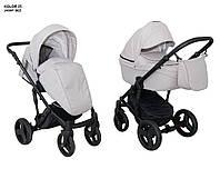Детская универсальная коляска 2 в 1 Mikrus Genua 25