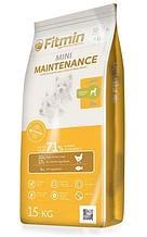 Корм для дорослих собак малих порід Fitmin dog mini maintenance (Фитмин Міні Мейнтненс) на вагу, 1 кг