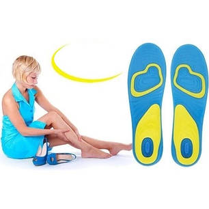 Гелевые стельки для обуви GelActiv Женские, фото 2