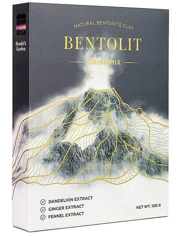 Bentolit - Розчинний напій для схуднення з вулканічної глиною (Бентолит), фото 2