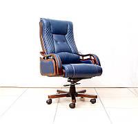 Кресло офисное (синее, коричневое, зеленое)