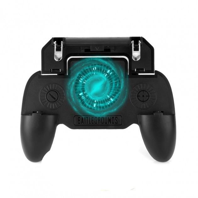 Игровой контроллер-держатель с охлаждением SR геймпад 1298