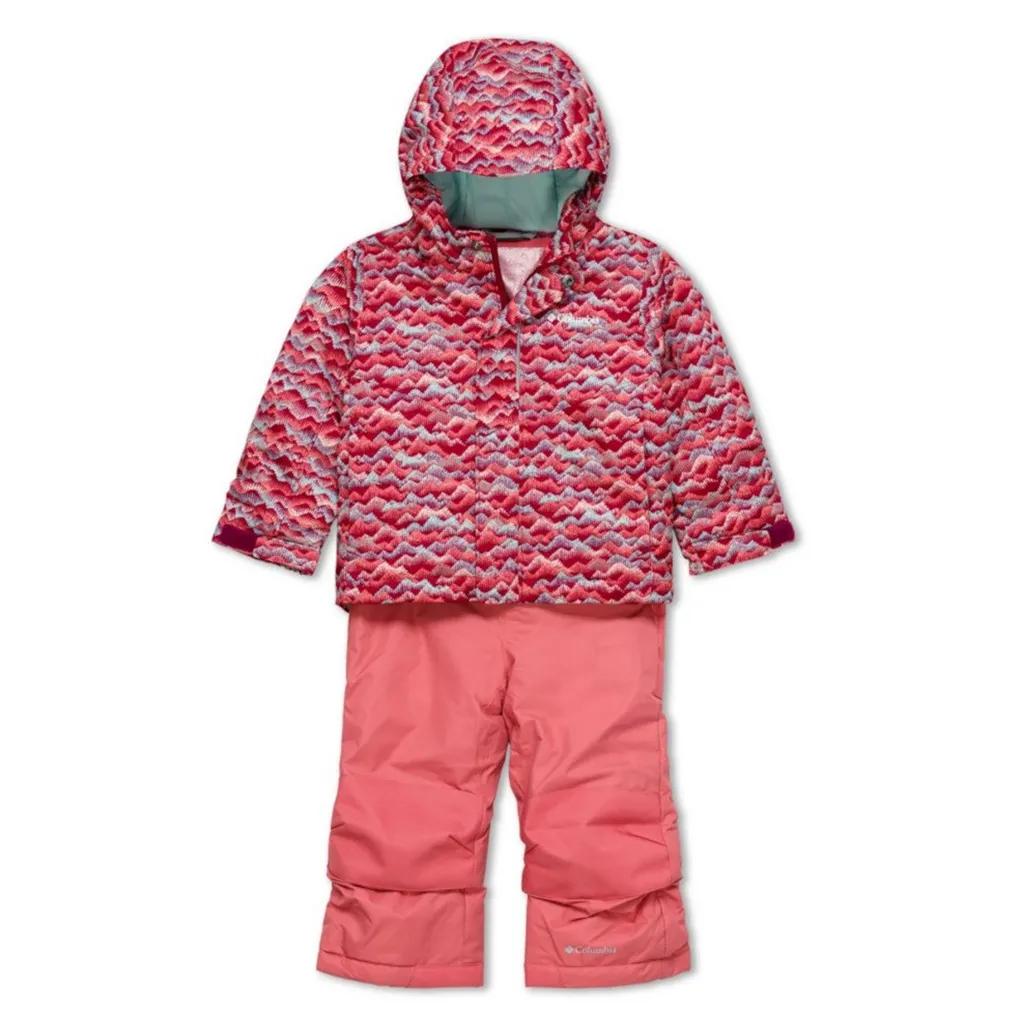 Детский зимний комплект (куртка + полукомбинезон) Columbia Buga Set