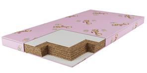 Матрац дитячий в ліжечко 120х60 Юніор (5-ти сл. кокос)