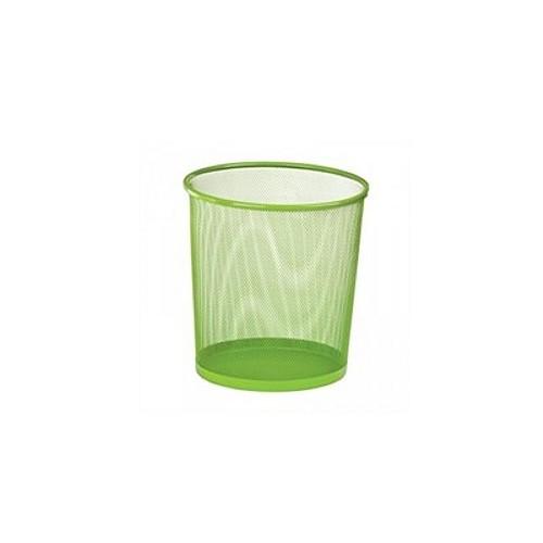 Корзина для бумаг ZiBi 3126-15 металлический круглая 295 * 295 * 280мм салатов (1)