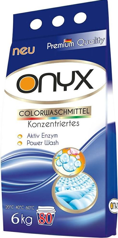 Cтиральный порошок Onyx color 6кг (Оникс) Германия
