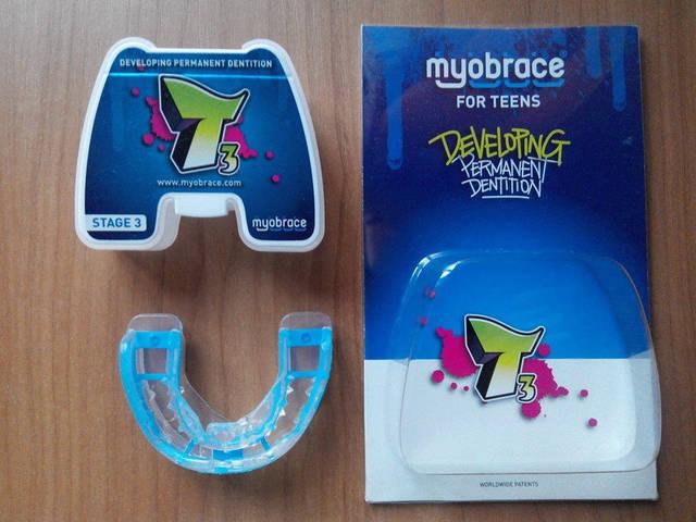Myobrace T3 ― это система для ортодонтической корекции, которая выпускается в 7 разных размерах для корекции в сменном и постоянном прикусе!