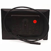 """Монітор для камери заднього виду 7"""" 12193 автомобільний (Black)   Автомонитор для камери, фото 3"""