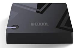 Mecool K5 DVB T2 + S2 + C Hybrid TV Box 2 ГБ ОЗУ + 16 ГБ ROM