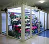 Цветочные киоски и павильоны