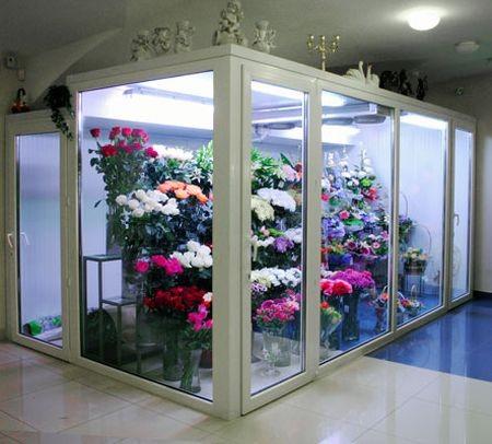 Цветочные киоски и павильоны, фото 1