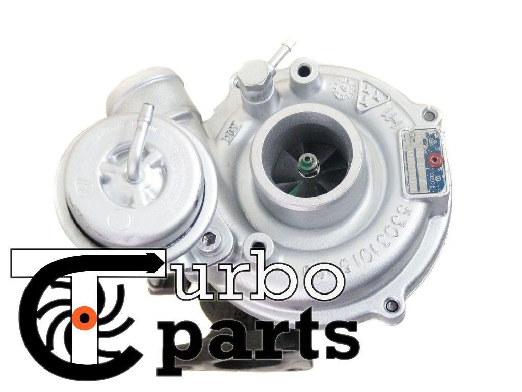 Оригинальная турбина Audi A3 1.9 TDI от 1996 г.в. - 53039700015, 53039880015, 454159