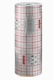 Подложка фольгированная с разметкой 3мм. для тёплого пола