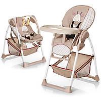 Hauck Sit'n Relax 2 в 1 Стільчик для годування та крісло качалка