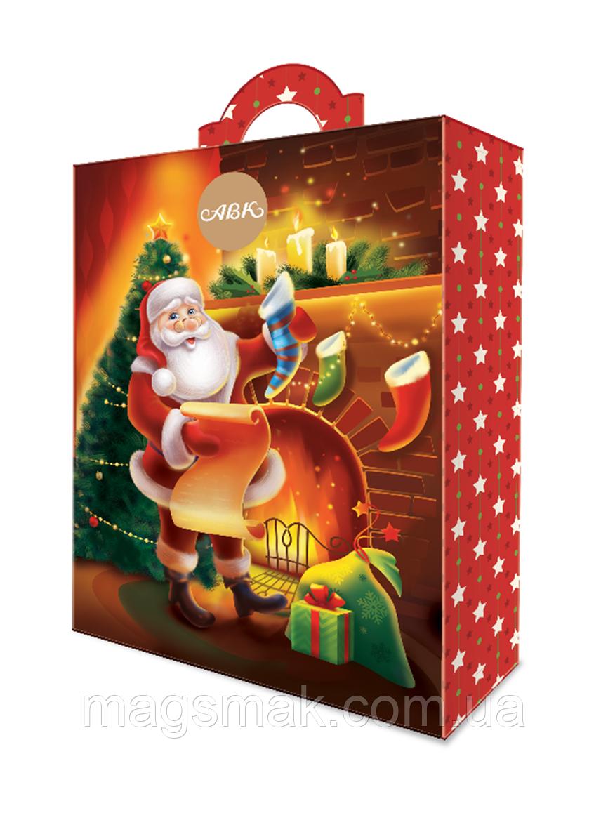 Подарок новогодний №3 «Різдвяні історії» АВК 323г