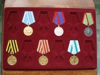 Планшетка для медалей колодка+круг