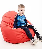 Кресло мешок груша М (90х75 см) детская с внутренним чехлом ткань оксфорд 600