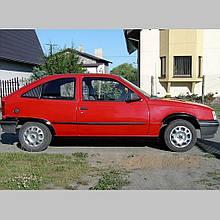 Молдинги на двері для Opel Kadett E 3 Door 1984-1991