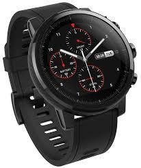 Смарт годинник Xiaomi Amazfit Stratos black