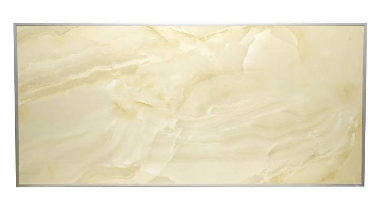 Инфракрасный керамический обогреватель ECOTEPLO LION 1500 EL (королевский мрамор), фото 2