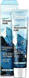 Зубная паста с гималайской солью Dental Clinic 2080 Pure Crystal Mountain Salt Toothpaste Fresh Mint, 160 г